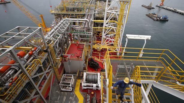 Aktieluk i Europa: Britisk olieselskab blev banket ned efter chefafgang