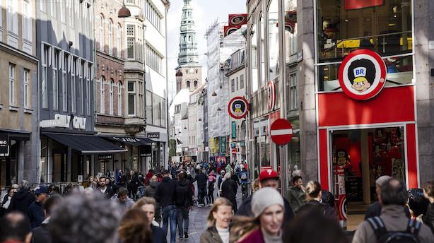 Største befolkningstilvækst siden 60'erne – vi nærmer os 6 mio indbyggere i Danmark