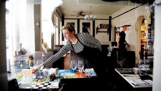 Aarhusiansk mellem bistro og gourmet