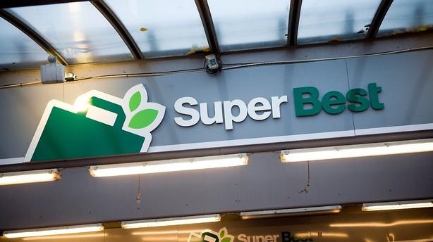 Superbest-købmænd om nyt navn: Det bliver konge