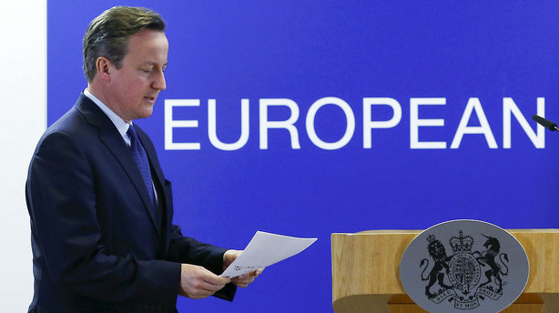 EU vil give briterne en nødbremse på velfærdsydelser