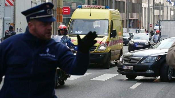 Aktier: Angreb i Bruxelles skaber fortsat usikkerhed