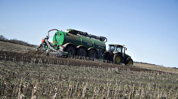 Landbrugskrisen har kostet bankerne 12,2 mia