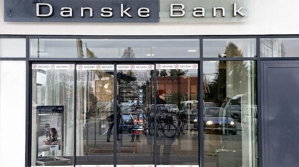 Danske Bank efter it-problemer: Mobilepay stadig nede - udelukker hacking