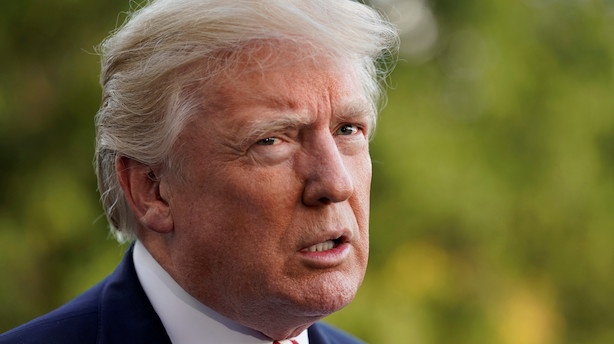 Mens du sov: Twitter-ansat lukkede Trumps konto på sidste arbejdsdag