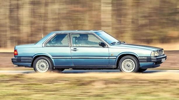 Sekscylindret 80'er-coupé med italienske aner