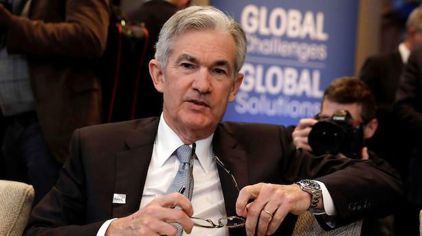Fed-chef: Nye markeder kan klare højere renter