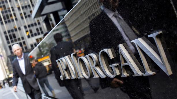 Det sker i dag: Finans-giganter afleverer regnskab