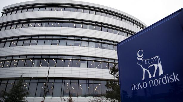 Novo køber egne aktier for knap 1 mia af Novo Holding