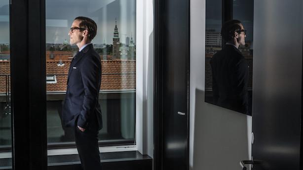 IC Group sender 1,9 mia. kr. tilbage til aktionærerne