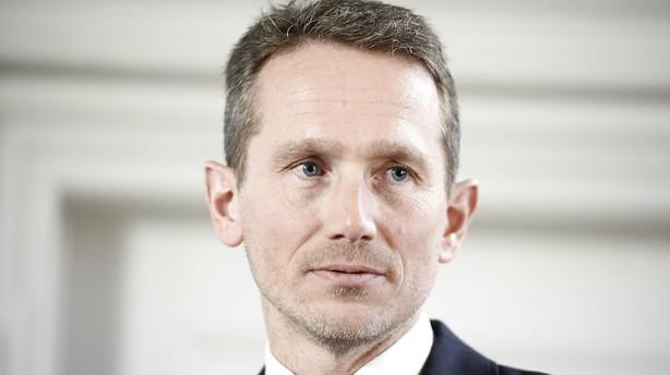 Finansminister om EU-skat på techgiganter: Frygten for hævn fra USA er reel