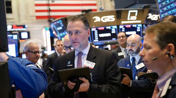 Aktier: Slutspurt sikrer lille plus på Wall Street op til weekenden