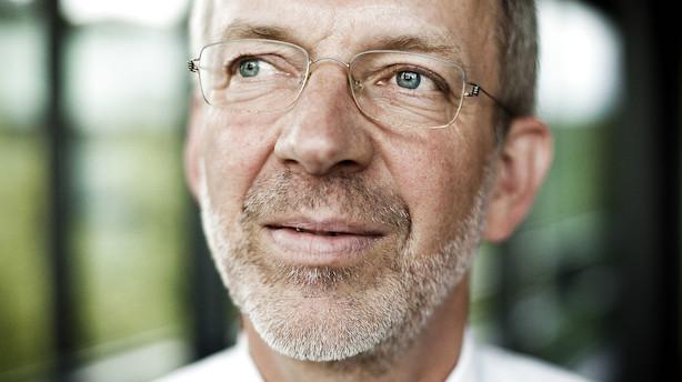 Tidligere Nordea-boss bliver ny formand i Simcorp: Jesper Brandgaard stopper