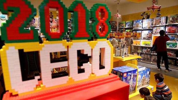 Overblik: Sådan har Legos ejerstruktur udviklet sig