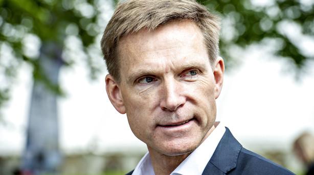 Kristian Thulesen Dahl om SV-flirt: Det er fantastisk