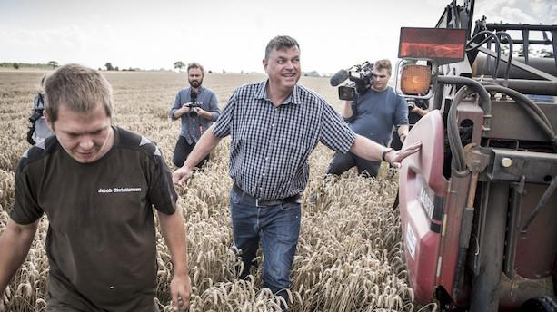 Landmænd får mere støtte til udvikling af vådområder