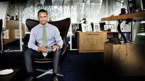 """Saxo Bank taber millioner i første halvår: """"Vi udfordres af modvind"""""""