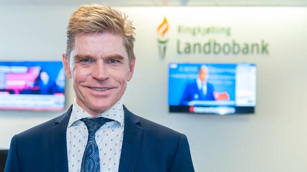 Ringkjøbing Landbobank opjusterer forventningerne