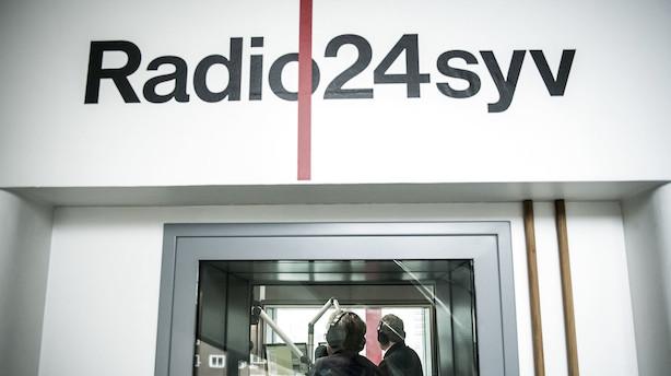 Radio24syv taber udbud om at drive DAB-radio