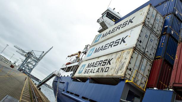 Det sker i dag: A.P. Møller-Mærsk med regnskab