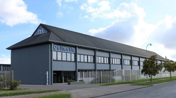 Kapitalfond sælger inkassovirksomhed fra Brøndby til rival i milliardhandel