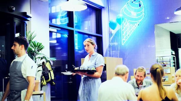 Michelinrestaurantens kantine er god og billig