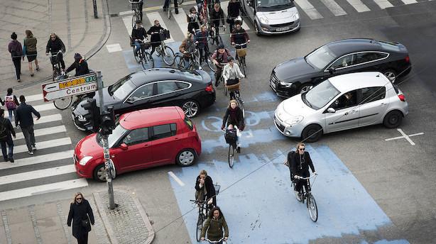 Rødt flertal åbner vejen for bilfri zone i København