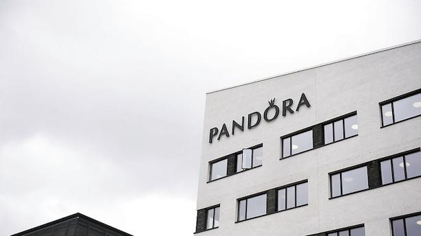 Tirsdagens aktier: Pandora og Vestas blev sendt til tælling