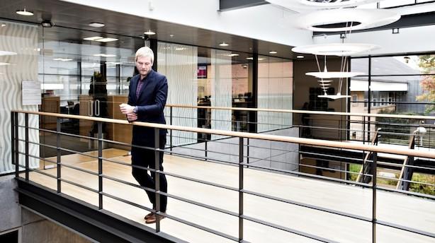 Danske banker scorer 400 mio på salg af luxembourgsk kapitalforvalter