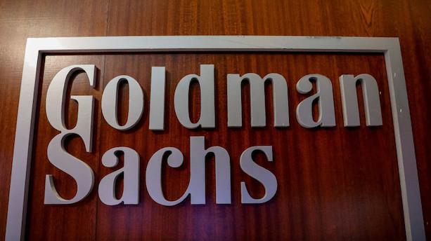 Goldman Sachs' overskud når nye højder