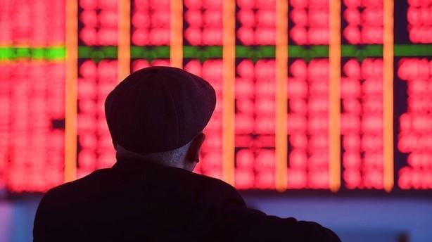 Aktier: Negative aktiemarkeder i Asien få dage før vigtigt G20-topmøde