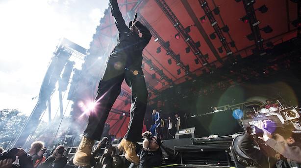 Ups: Roskilde Festival skulle sende penge til gæsterne, men hævede dem i stedet