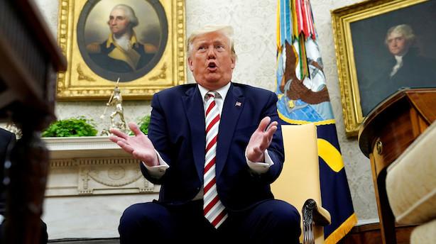 Analyse: Spørgsmålet er, om der er nogen skadevirkninger af den pludselige aflysning fra Trump?