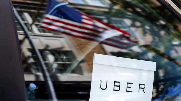 Uber og Lyft stiger - mulig arbejdsmarkedsåbning i Californien
