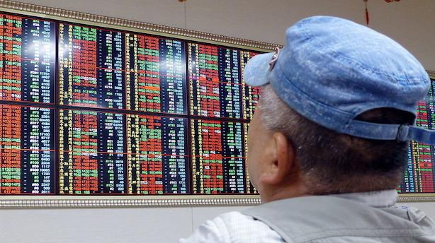 Aktier: Sidelæns handel i Asien i mangel af nye indikationer