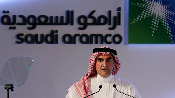 Saudiarabisk oliegigant børsnoteres til en værdi på 11.600 mia. kr.