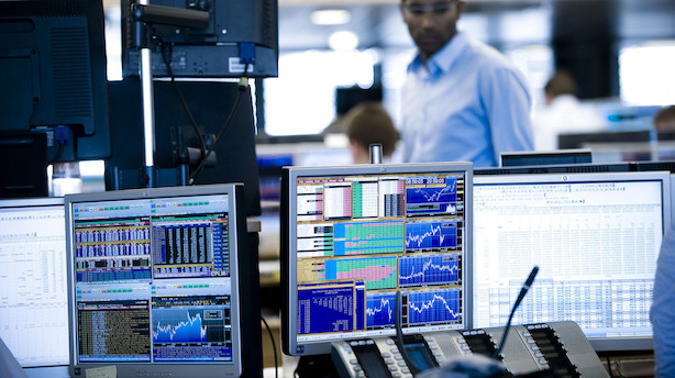Før markedet åbner: Danske aktier har lille fremgang i vente efter udenlandsk forbillede