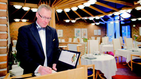 Madanmeldelse af Tree-Top Restaurant (Munkebjerg Hotel) fra borsen.dk