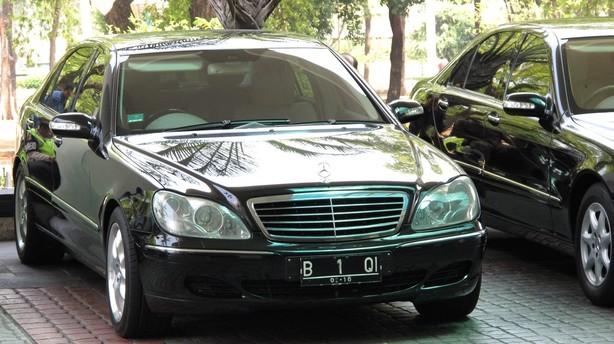 Nummerpladen afgør transporttiden gennem Jakarta