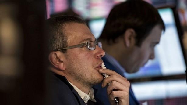 Aktier: Alt tyder på rød dag på aktiemarkederne