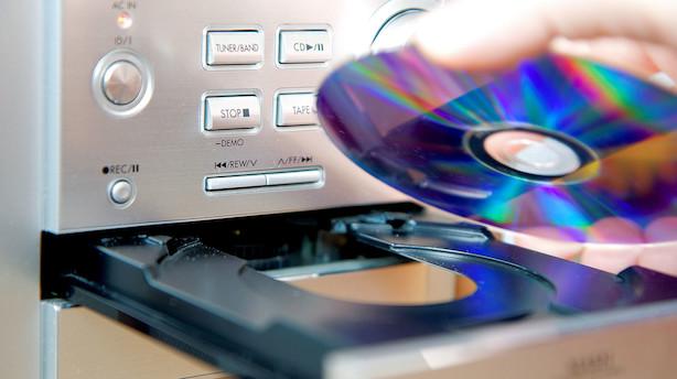 """Derfor er cd'en død - Vinylerne """"giver os tiden tilbage"""""""