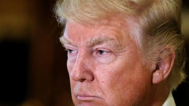 Angreb fra Trump sender medicinalaktier i dørken