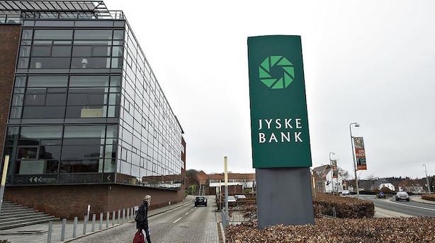 """Jyske Bank: Danske Bank sænker anbefaling til """"hold"""" fra """"køb"""""""