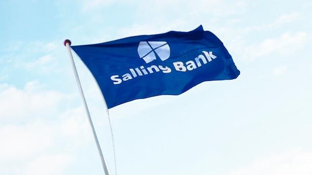 Salling Bank rejser 137,6 mio. kr. via salg af nye aktier