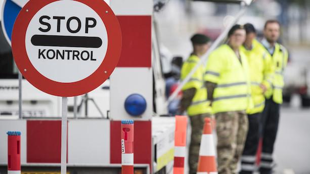 Flere Schengenlande vil forlænge grænsekontrol