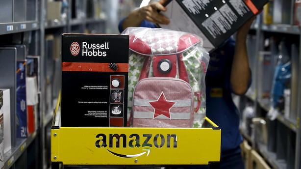 Heftige rygter: Amazon indtager snart Danmark med gratis dag-til-dag-udbringning