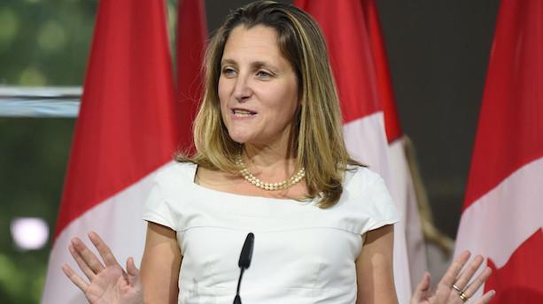 USA: Canada vil ikke mødes halvvejs mod ny Nafta-aftale
