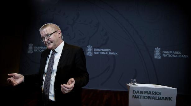 Nationalbankdirektør med opsigtsvækkende melding: Luk hvert tredje landbrug