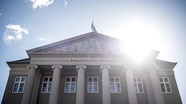 Analytikere: Investorer drager lettelsens suk og sender Danske Bank-aktien en smule op
