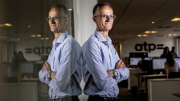 ATP om ny Danske Bank-topchef: Godt at bestyrelse ikke har ladet sig begrænse af nationalitet